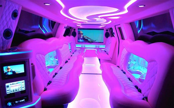 Limousine Service in UAE