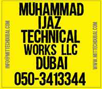 Muahmmad Ijaz Technical Works LLC Dubai