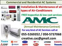 Creative Air Conditioning Maintenance And Ducting